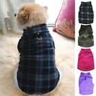 Pet Dog Warm Coat Sweater Puppy Fleece Jacket Outwear Apparel Clothes XS-3XL US