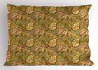 Paisley Pattern Pillow Sham Decorative Pillowcase 3 Sizes Bedroom Decoration image