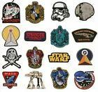 Science Fiction embroidery patch iron on Star Wars, Stranger Things, Star Trek on eBay