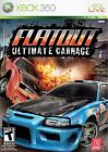 FlatOut: Ultimate Carnage Complete Xbox 360 Platinum Hits LN
