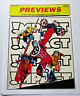 Impact Comics Previews promo DC 1991 Shield Comet Fly Jaguar Web Archie