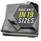 Silver Heavy Duty Thick Material Waterproof Canopy Tent For Boat RV Pool