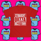 Straight Outta Hockeytown Detroit Red Wings Shirt - Adult & Youth Sizes $19.98 USD on eBay