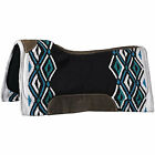 Tough-1 Tough1 Pachanga Contour Wool Saddle Pad
