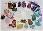 Healing Crystals Gems Loose Stones  Rock Mineral magic wicca chakra (33 choices)