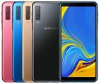 Samsung Galaxy A7 2018 128GB SM-A750GN/DS Dual Sim (FACTORY UNLOCKED) 6.0""