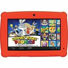 """7"""" HKC ClickNKids 8GB Dual Core Tablet w/ Android 4.1 & 30 preloaded Apps CKP774"""