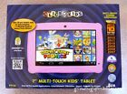 """7"""" HKC ClickNKids 8GB Dual Core Tablet w/ Android 4.1 & 30 preloaded Apps P774A"""