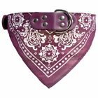 Puppy Cat Neck Scarf patterns Bandana With Collar Neckerchief Pet Products New