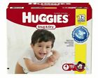 HUGGIES Snug & Dry Disposable Diapers Size 4 (22-37lbs) *Free 2 day shipping
