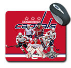 2018 NHL Champions Washington Capitals Mouse Pad 160605 $12.99 USD on eBay
