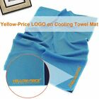 Cooling Towel Microfiber Chilly Ice Cold Head Band Bandana Neck Wrap Athletes  image