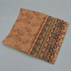 A3 Vintage Soft Cork Fabric Sheet Synthetic Leather Diy Handbag Belt Making