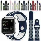 US For Fitbit Blaze Watch Replaces Silicone Rubber Band Sport Watch Band Strap image