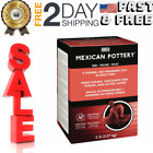 Mexican Pottery Self-Hardening Clay Red in Moist Form 5-Pound image