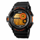 Men's Army SHOCK Sports Digital Watch Date Waterproof Colorful LED Chronograph