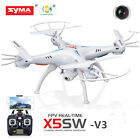 Syma X5SW-V3  2.4G Wifi FPV RC Quadcopter Drone with HD Real Time Camera