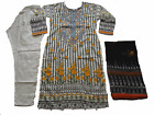 Khaadi Lawn Embroidered Asian Ready Made Pakistani Indian reduced to clear £20