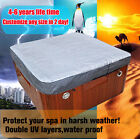 Hot tub Spa Cover Cap Waterproof Protector Fabric,fits jacuzzi 183x183x30cm