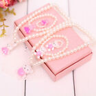 Kyпить New Children Kids Girls Princess Beads Necklace Bracelet Ring Set Jewelry Gift на еВаy.соm
