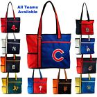 MLB Women's Tote Bag with Embroidered Logo by Little Earth- All Teams Available on Ebay