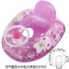 SANRIO KITTY TWIN STAR MELODY SINKANSEN SWIMMING POOL INFLATABLE BOAT FLOAT TOY