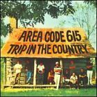 A Trip in the Country by Area Code 615: New