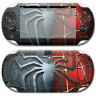 New 1000 PS Vita PSV SpiderMan Vinyl Decal Skin Stickers For Sony PlayStation