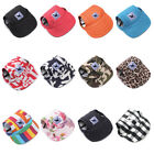 Pet Dog's Hat Windproof Travel Baseball Cap Sports Outdoor For Puppy Large Dogs