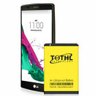 [Upgraded] 5000mAh Li-ion Battery or Charger For LG G4 H810 US991 F500L BL-51YF