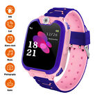 GSM SIM Smart Watch Phone Touch Camera Games Alarm Anti-lost for Kids Children