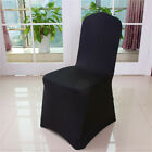 Chair Covers Spandex Stretch Dining Wedding Seat Protector Party Home Hotel