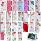 #2 Shiny Bling PU Leather Case Wallet Style Flip Cover With Card Holder Covers