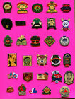 MLB BASEBALL PIN As DODGERS INDIANS CUBS PADRES ROOKIES PINS BUY 1-2-3 OR ALL on Ebay