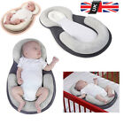 UK Baby Crib Travel Folding Safe Portable Infant Multifunction Bed  Newborn Care