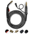 150AMP 10ft 15ft MIG Welding Gun Torch  Replacement for Miller M-150/M-15 249040
