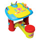 Play-Doh 4483300 My First Desk with 20 Piece Accessory Pack - Toddler Table