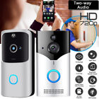 Smart Wireless WiFi Doorbell Video Camera Phone Bell Intercom Home Security