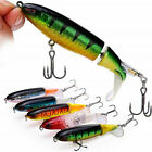 Floating Whopper Plopper Topwater Fishing Lures Rotating Tail Crankbaits Surface