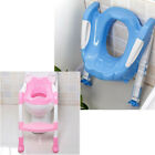 Baby Kids Potty Training Seat with Step Stool Ladder Child Toddler Toilet Chair image