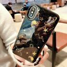 Luxury Glitter Cute Space Planet Phone Case For Iphone X S Xs 7 8 Plus 6s 7plus