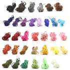10 Yards Wholesale 3mm Suede Leather Thread Jewelry String Diy Making Cord New