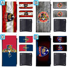 Florida Panthers Leather Women Wallet Clutch Purse Thin Bifold Handbag $12.99 USD on eBay