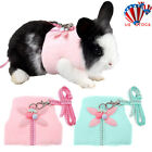 Kyпить Pet Mesh Harness With Leash Mesh Small Animal Lead for Rabbit Bunny Accessory на еВаy.соm