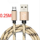 For Samsung Galaxy Xcover 4 A10E A10S Micro USB Fast Charging Cable Data Charger