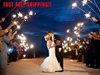 Gold Sparklers for Quinceanera , Birthday, Wedding, New Years, Anniversary PARTY