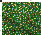 Billiards Pool Balls Pub 8 Ball Sports Fabric Printed by Spoonflower BTY $43.55 CAD on eBay