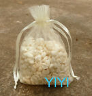 """Lot of 1 100 50 large Organza Gift Bag 5"""" x 7"""" Jewelry Pouch packing bags 13x17"""