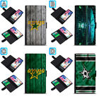 Dallas Stars  Sliding Leather Case For iPhone 6 7 8 Plus X Xs Xr Max $8.49 USD on eBay