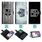 Los Angeles Kings Sliding Leather Case For iPhone 6 7 8 Plus X Xs Xr Max $8.49 USD on eBay
